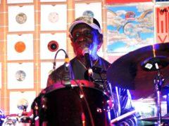 Drummer Tony Allen (Zak Hussein/PA)
