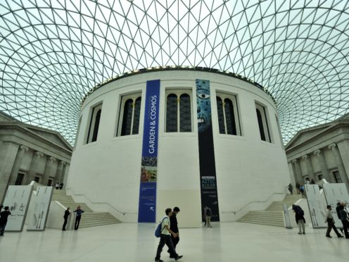 The British Museum (Tim Ireland/PA)