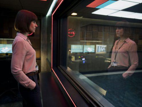 Katherine Kelly in Criminal (Netflix/PA)
