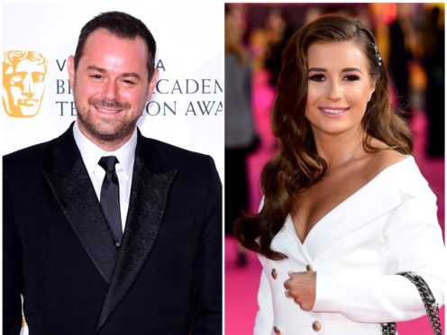 Danny and Dani Dyer are launching a podcast (PA)