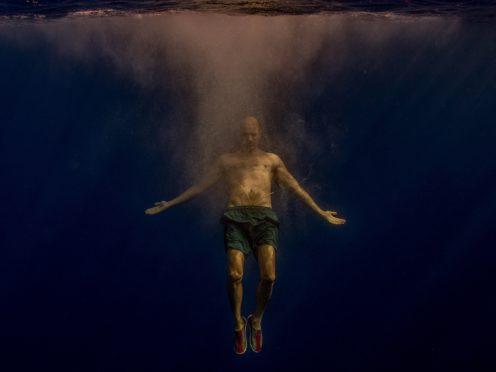 Self-Portrait As A Beach Goer (Arseniy Neskhodimov/PA)