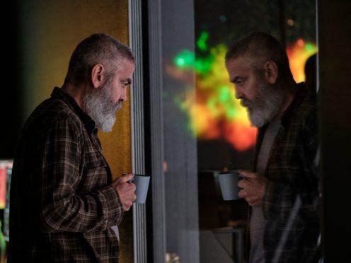George Clooney as Augustine (Philippe Antonello/Netflix/PA)