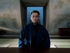 Rami Malek as Safin in No Time To Die (Nicola Dove/Eon/MGM)