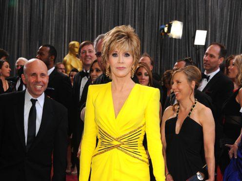 Jane Fonda (Ian West/PA)