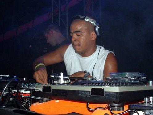 DJ Erick Morillo has been found dead in Miami, police have said (Clive Morgan/PA)