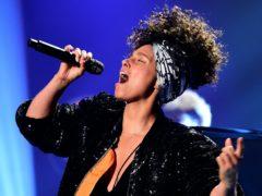 Alicia Keys (Ian West/PA)