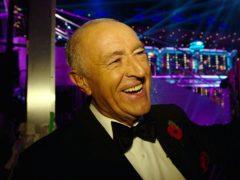 Len Goodman (BBC/PA)