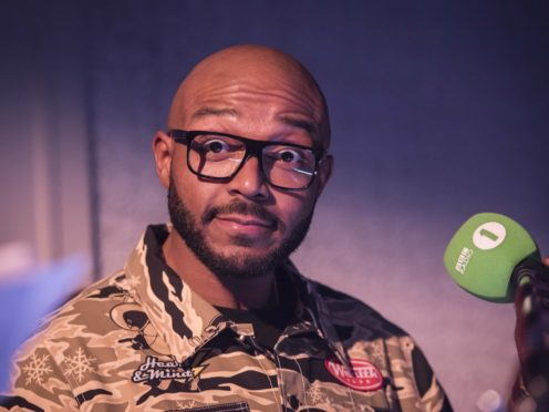MistaJam has presented on two of the BBC's stations recently (David Jensen/PA)