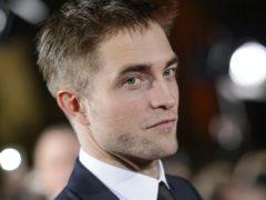 Robert Pattinson is in the title role of The Batman (Matt Crossick/PA)