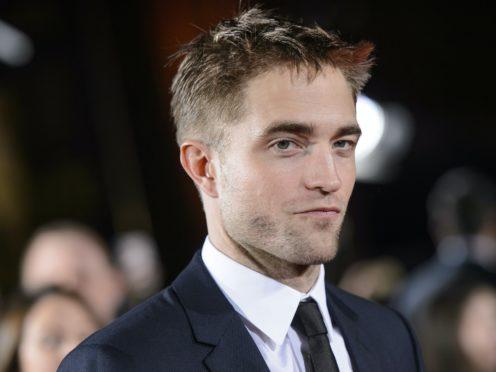 Robert Pattinson (Matt Crossick/PA)