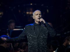 Neil Tennant of the Pet Shop Boys (PA)