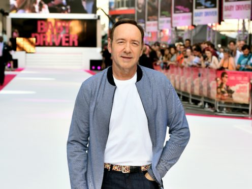 Kevin Spacey has been sued by two men – including the actor Anthony Rapp – who allege he sexually assaulted them as 14-year-olds in the 1980s (Matt Crossick/PA)