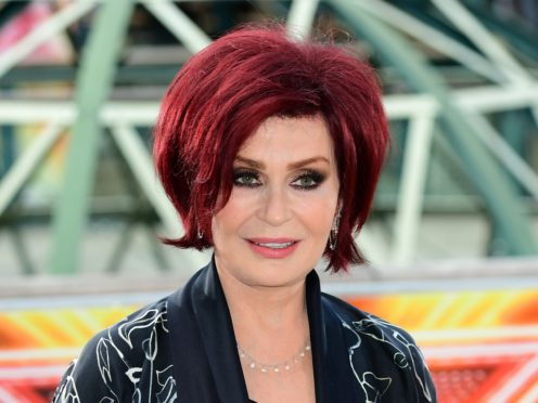 Sharon Osbourne has revealed she is quarantining after one of her granddaughters tested positive for Covid-19 (Ian West/PA)
