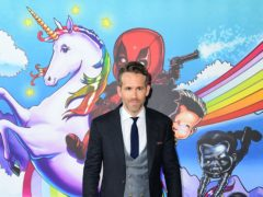 Ryan Reynolds spelled out what is at stake in the upcoming US presidential election while Kerry Washington pulled a bait-and-switch as celebrities marked Voter Registration Day (Ian West/PA)
