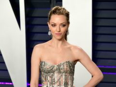 Mamma Mia! star Amanda Seyfried and her husband Thomas Sadoski have welcomed their second child together (Ian West/PA)