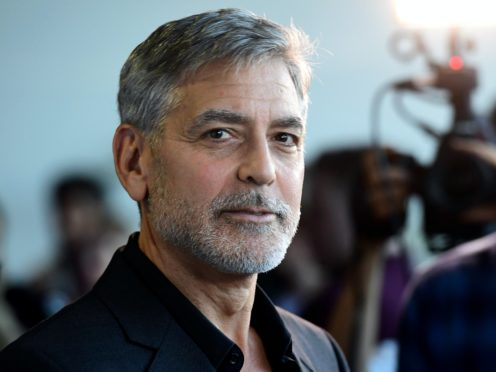 Kentucky-born George Clooney is among the celebrities sharing their anger after only one police officer was charged in connection with the death of a black woman in the state (Ian West/PA)