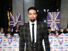 Ashley Banjo said he is proud of the performance (Ian West/PA)