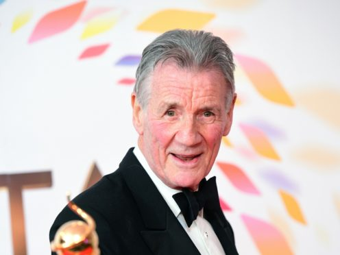 Michael Palin has a new show on the BBC (Ian West/PA)