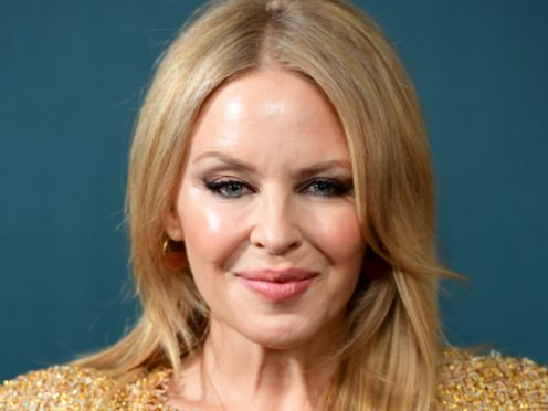 Kylie Minogue has said she hopes to announce a tour as soon as possible (Ian West/PA)