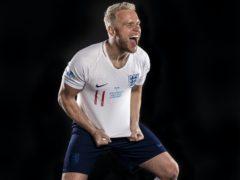 Olly Murs (Daniel Hambury/Unicef/Soccer Aid 2020)