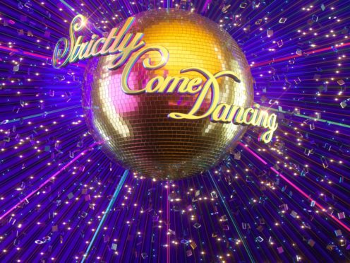 Strictly Come Dancing has announced all the names in its line-up (BBC/PA)