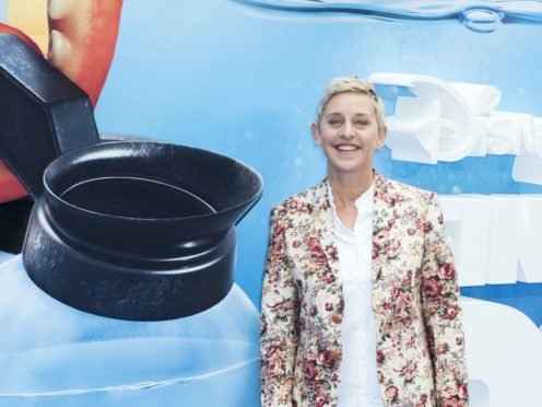 Ellen DeGeneres has been hosting her talk show since 2003 (David Jensen/PA)
