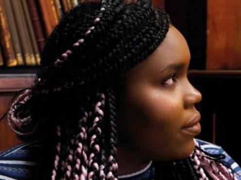 21-year-old student Faridah Abike-Iyimide (Usborne Publishing/PA)