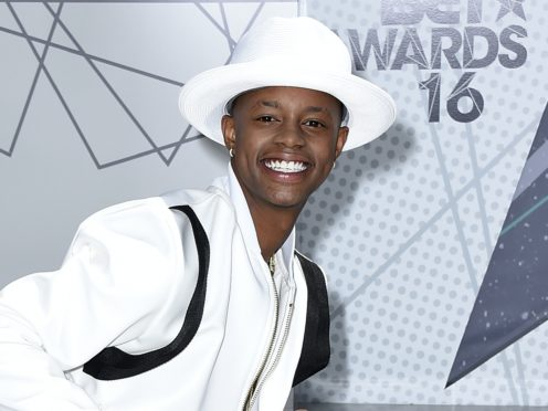 Rapper Silento, known for the viral song Watch Me (Whip/Nae Nae), has been charged with assault after allegedly threatening two strangers with a hatchet (Jordan Strauss/Invision/AP, File)