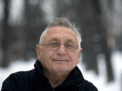 Oscar-winning film director Jiri Menzel has died aged 82 (Michal Dolezal/CTK via AP)