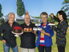 The Great British Bake Off returns to screens on Tuesday (C4/Love Productions/Mark Bourdillon/PA)