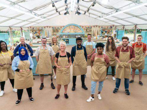 The Bake Off contestants (C4/Love Productions/Mark Bourdillon)