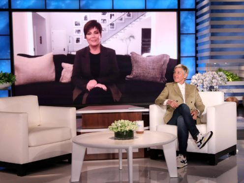 Kris Jenner said the decision to end the family's long-running reality TV show was 'sudden' (Michael Rozman/Warner Bros/PA)