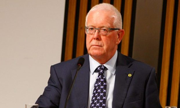 Bruce Crawford: Scottish Parliament marked 'huge step forward' in civic mindset