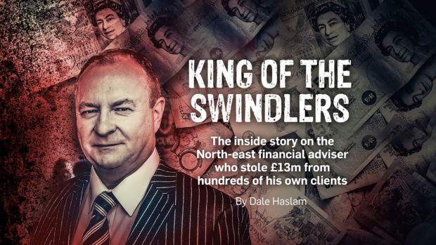 Alistair Greig: The King of the Swindlers' life of luxury