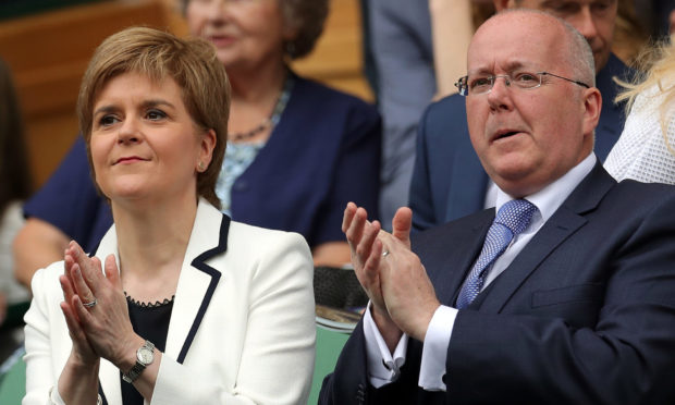 EXCLUSIVE: Former adviser on why Peter Murrell is at centre of Sturgeon and Salmond rift