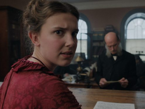 Millie Bobby Brown plays Enola Holmes (Netflix)