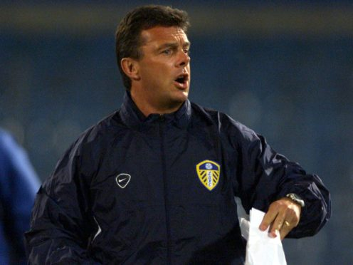 David O'Leary was appointed Leeds manager in 1998 (Tom Hevezi/PA)