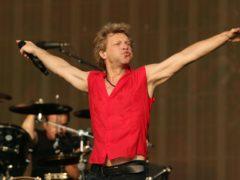 Bon Jovi (Yui Mok/PA)
