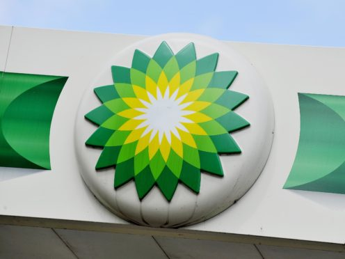 BP has swung back to a profit in its most recent quarter as oil prices start to recover (Nick Ansell/PA)