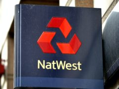 NatWest Group, which owns the Royal Bank of Scotland, said pre-tax profit hit £355m in its most recent quarter (John Stillwell/PA)