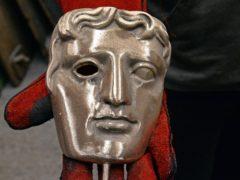 A BAFTA mask (Victoria Jones/PA)