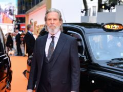 Hollywood actor Jeff Bridges has announced he has been diagnosed with lymphoma (Ian West/PA)