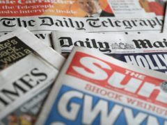 What the papers say – October 23 (PA)