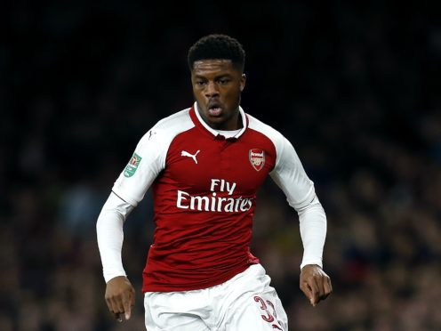 Chuba Akpom has tested negative for Covid-19 (Paul Harding/PA)