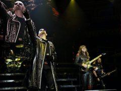 Judas Priest on stage in 2006 (Yui Mok/PA)