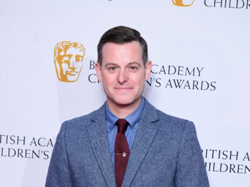 Former One Show host Matt Baker (Ian West/PA)