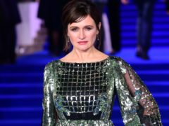 Emily Mortimer (Ian West/PA)