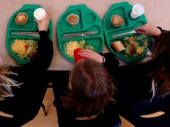 Headteachers have criticised the ministerial letter about school meals (Chris Radburn/PA)