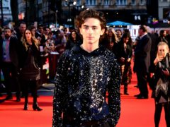 Denis Villeneuve's Dune, starring Timothee Chalamet, is the latest Hollywood blockbuster to experience a release date delay (Ian West/PA)