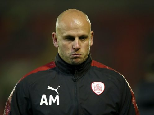 Adam Murray is looking forward to working with new Barnsley boss Valerien Ismael (Tim Goode/PA)